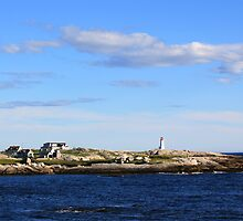 Peggys Cove, Nova Scotia CANADA by HALIFAXPHOTO