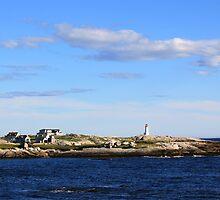 Peggys Cove, Nova Scotia CANADA by HALIFAXPHOTO