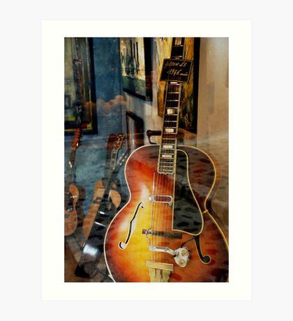 1946 Gibson Art Print