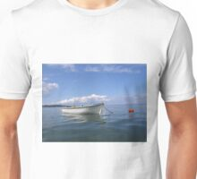 Floating In Blue & White Unisex T-Shirt