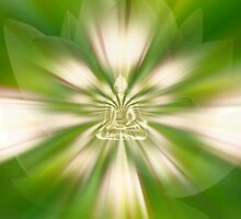 Divine Healing by Craig Hitchens - Spiritual Digital Art