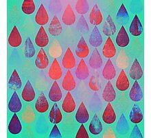 Rain 1 Photographic Print