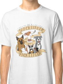 Be A Snack Leader Not a Pack Leader Classic T-Shirt