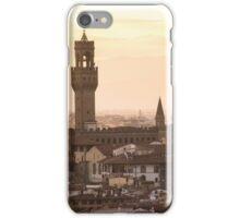 Palazzo Vecchio iPhone Case/Skin