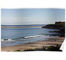 Hams Beach Poster