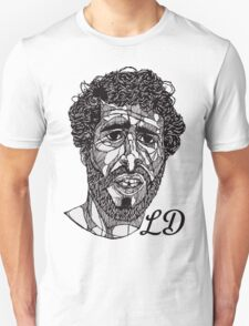Lil Dicky - Lines Initialed Unisex T-Shirt