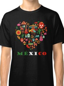 LOVE MEXICO Classic T-Shirt