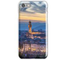 Palazzo Vecchio & Santa Maria Di Fiore iPhone Case/Skin