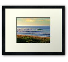 Old Bar Beach,  Framed Print
