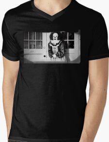 Neighborhood Pennywise Mens V-Neck T-Shirt