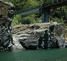 Summer Fun, Rogue River, Oregon by OregonCurly