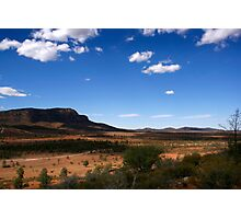 Flinders Ranges Outback Australia Photographic Print