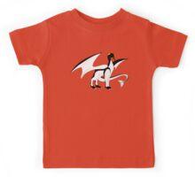 The Penguin-Dragon (Lastest evolution) Kids Tee