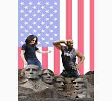 shaq and ozzie in america Unisex T-Shirt