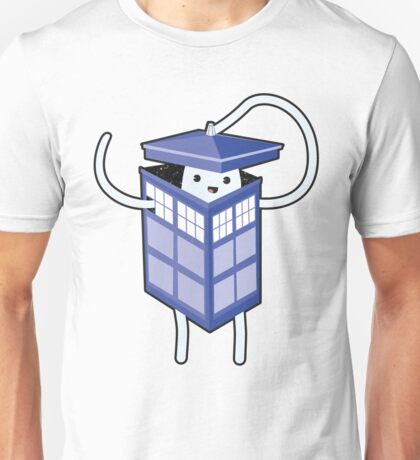 Cutie in the time and space Unisex T-Shirt