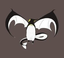 The Penguin-Dragon (First evolution) Kids Clothes