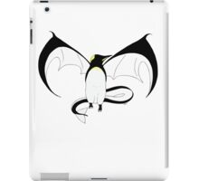 The Penguin-Dragon (First evolution) iPad Case/Skin