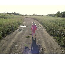 Take Me Home, Country Roads Photographic Print