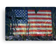 God Shed His Grace On Thee! Canvas Print