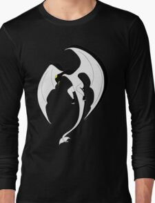 The Penguin-Dragon (Second evolution) Long Sleeve T-Shirt