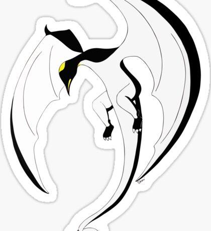 The Penguin-Dragon (Second evolution) Sticker