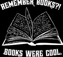 Remember Books?! by evaneggers