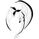 The Penguin-Dragon (Second evolution) by studinano
