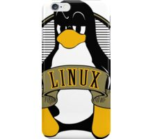 Arrogant Linux Elitist iPhone Case/Skin