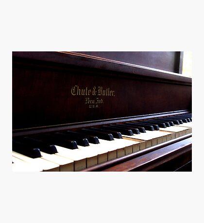 My Piano Photographic Print