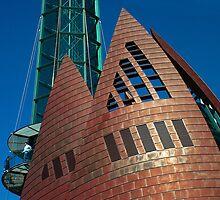 Bell Tower, Perth, Western Australia by Charles Kosina