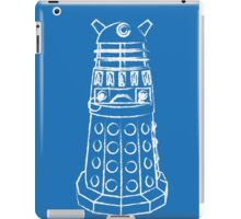 EXTERMINATE!!1! iPad Case/Skin