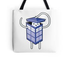 Cutie in the time and space Tote Bag