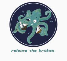 Release the Kraken! by mikaelaK