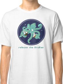 Release the Kraken! Classic T-Shirt