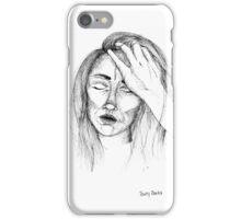 TAWNY DARKO T-shirt (Zoe Lennon) iPhone Case/Skin