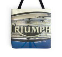 Triumph Tote Bag