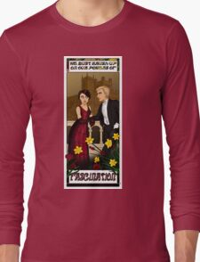 Downton Nouveau Long Sleeve T-Shirt