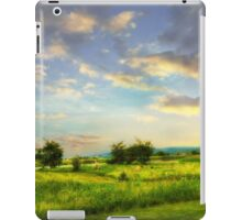 Enchanted Valley iPad Case/Skin