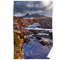 Cuillin HDR Poster