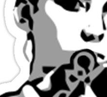 Gunn Girl Sticker