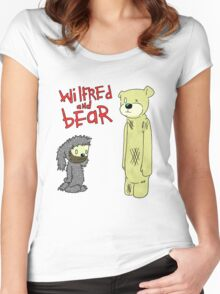 wilfred and bear Women's Fitted Scoop T-Shirt