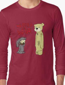 wilfred and bear Long Sleeve T-Shirt