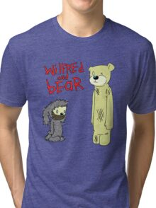 wilfred and bear Tri-blend T-Shirt