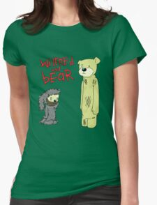 wilfred and bear Womens Fitted T-Shirt