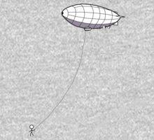 Kid Zeppelin One Piece - Long Sleeve
