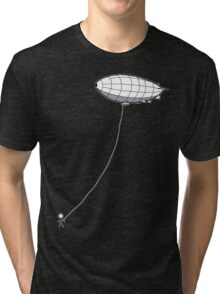 Kid Zeppelin Tri-blend T-Shirt