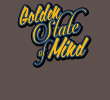 Golden State of Mind Script Unisex T-Shirt