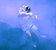 Blue Martian by tacolizard