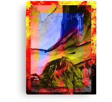 multiple framing.... trial abstract Canvas Print