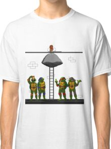 I've Been Dreaming of a Turtle's Kiss Classic T-Shirt